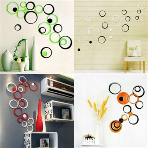 how to make wall decoration at home on a budget decorate walls with inexpensive 3d wall art