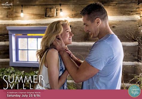 after trailer hallmark the hallmark channels quot summer villa quot premieres this