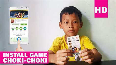 Choki Choki Chococashew Coki Coki Jadul cara aplikasi choki choki ar boboiboy cara memainkan choki choki ar boboiboy
