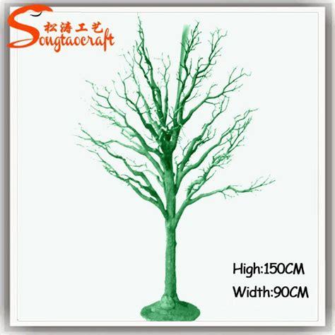 Paket Daun Bunga Dekorasi Daun Bunga Buatan 2 harga pabrik buatan pohon tanpa daun untuk dekorasi pohon