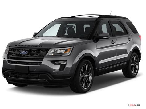 2019 Ford Explorer by 2019 Ford Explorer Prices Reviews And Pictures U S