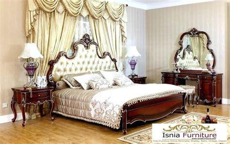 jual kamar set jati bedroom sets teak wood tempat tidur set jati