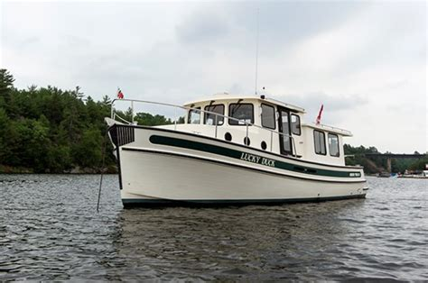 nordic boats canada nordic tug 37 2001 used boat for sale in toronto ontario