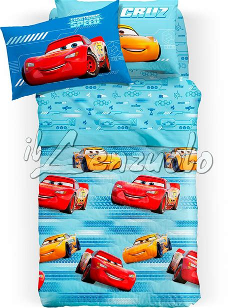 copriletto cars copriletto trapuntato disney letto singolo cars turbo di