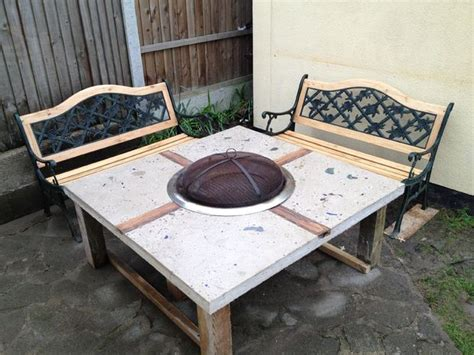 39 Diy Backyard Fire Pit Ideas You Can Build Diy Pit Table