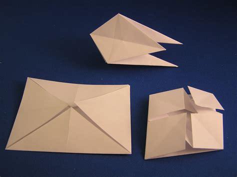classic origami jc s rhombicized classic origami