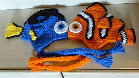 pattern fish on youtube mnopxs2 the blog crochet clownfish hat
