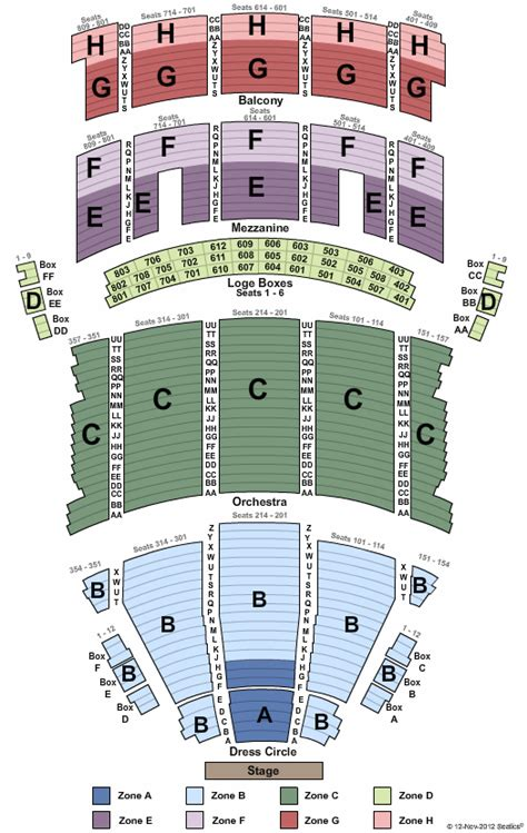 state theater seating chart cleveland jersey boys theater tickets clickitticket