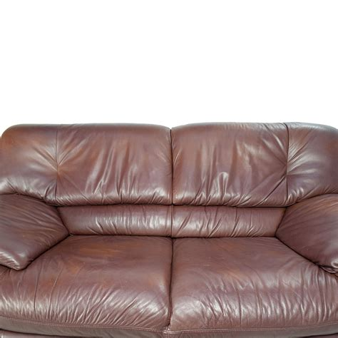 Used Brown Leather Sofa Leather Reclining Sofa Ebay Thesofa Ebay Brown Leather Sofa