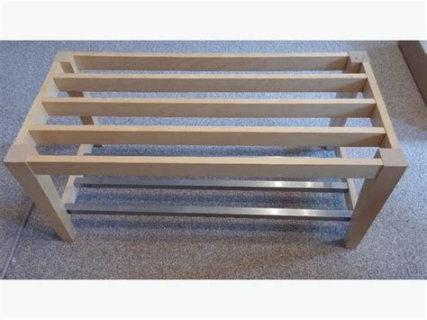 Shoe Racks For Sale by Shoe Rack For Sale Other Black Country Location Dudley