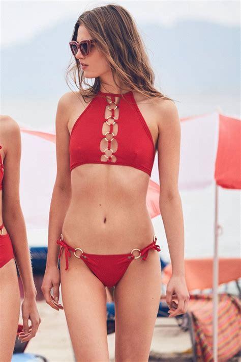 best swimsuit for short women best swimsuits for your body shape small bust popsugar