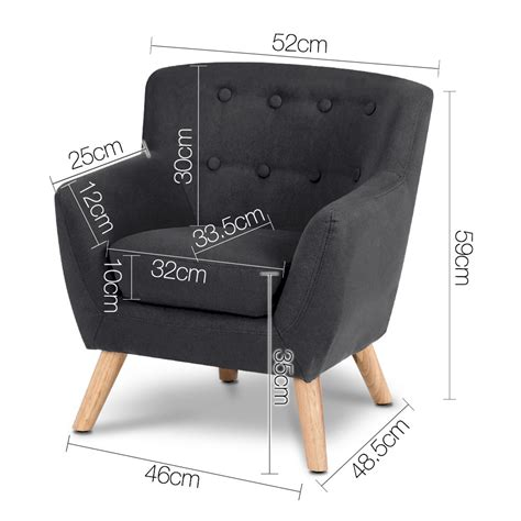 kids black armchair kids fabric armchair black kids furniture online