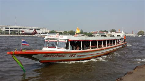 boat express bangkok bangkok transport let s go for a trip