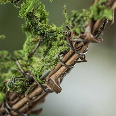 twig wall decor mossy grapevine twig heart wall decor home decor