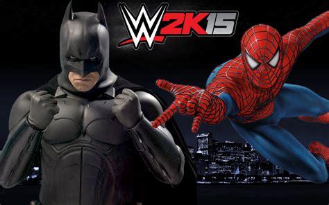 Set 3in1 Batman Vs Spider 2k15 ps4 spider vs batman fr hd