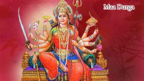 wallpaper desktop goddess durga goddess durga devi goddess maa durga latest desktop