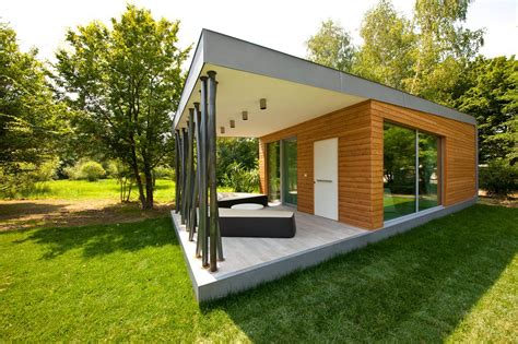 eco friendly home green zero house modern home design