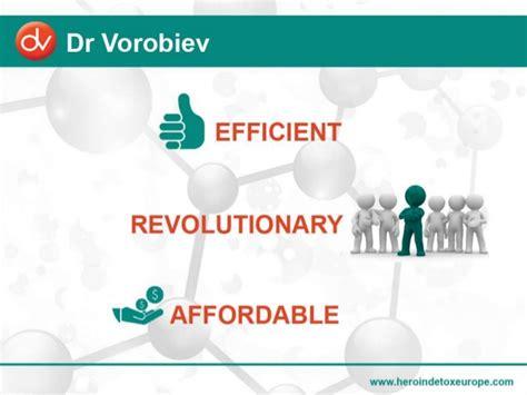 Rapid Detox Centers Near Me by Addiction Treatment Dr Vorobiev Clinic Efficient