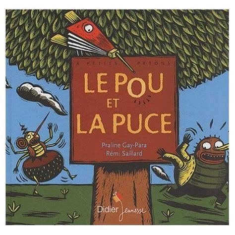 Une Puce Un Pou Assis Sur Un Tabouret by Eveil Musical Autour D Un Album Machinchoz