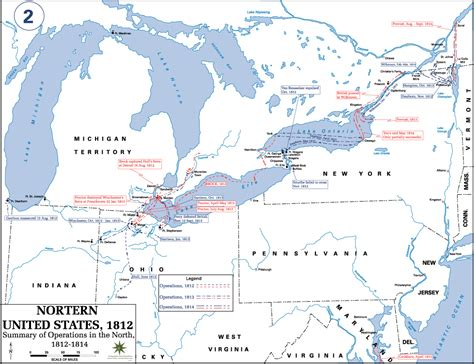 thames river usa map war of 1812 battle of the thames