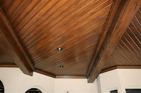 White Pine Tongue And Groove Ceiling by Matot Mouldings Tongue And Groove Patio Ceiling Miami