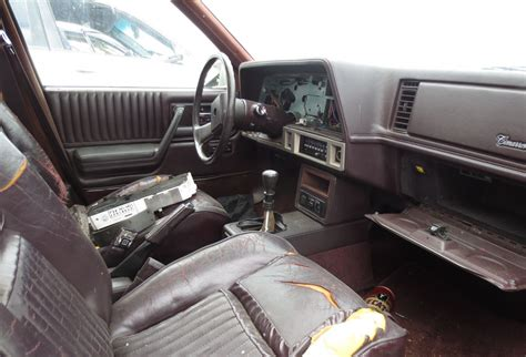 Cadillac Cimarron Interior by Junkyard Find 1986 Cadillac Cimarron The About Cars