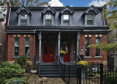 red brick house color schemes car interior design red brick with blue and grey trim and roof red door