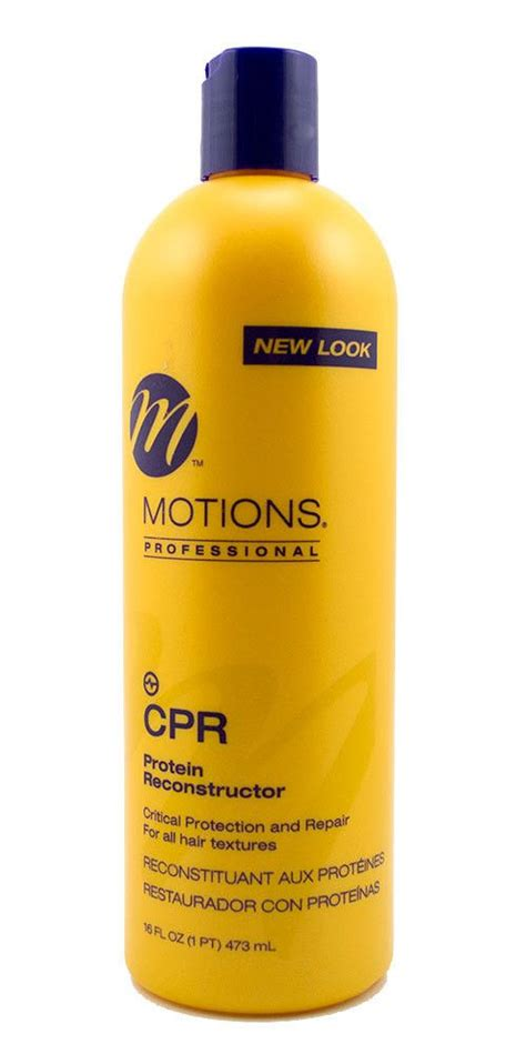 homemade reconstructor for hair motions cpr protein reconstructor repairs rebuilds hair