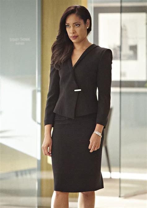 Suits Pearson Wardrobe by Pearson Torres Has Attitude And A Sizzling