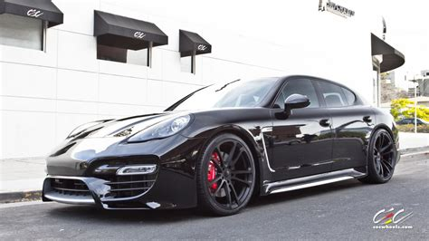 porsche panamera turbo black 2015 porsche panamera turbo custom black