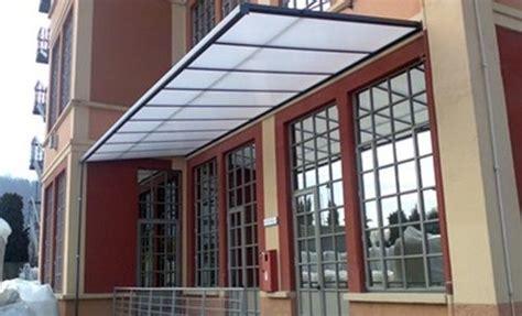 tettoie in alluminio e vetro tettoie e pensiline tettoie e pensiline