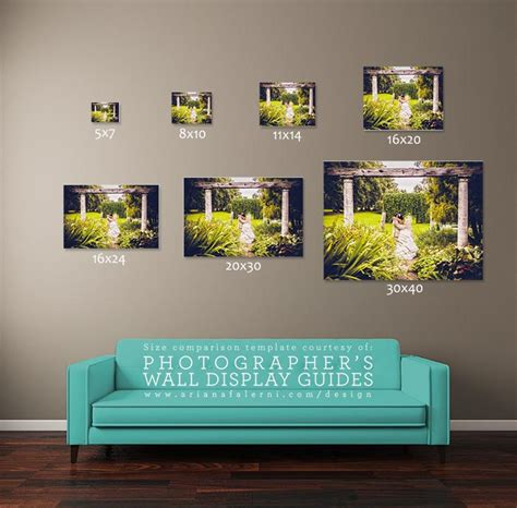 20x30 Picture Frame On Wall how to display your photos at home