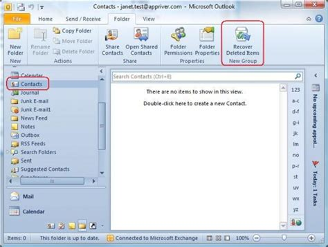 outlook 2010 tutorial recovering deleted items microsoft recover deleted items for all folders with microsoft