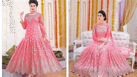 latest dress pattern design long gown dress collection 2017 designer dress