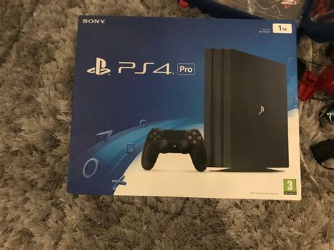 playstation 1 console for sale brand new sealed sony playstation 4 pro 1tb black