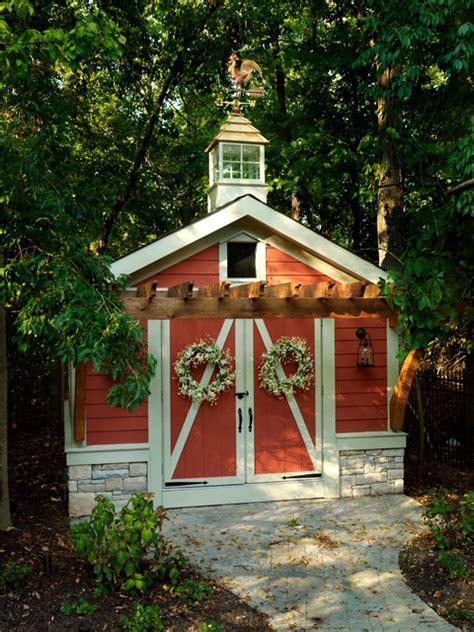 outdoor spaces traditional shed cincinnati