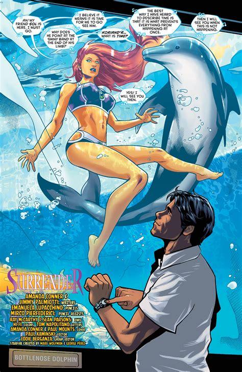 Preview: STARFIRE #7   Comic Vine