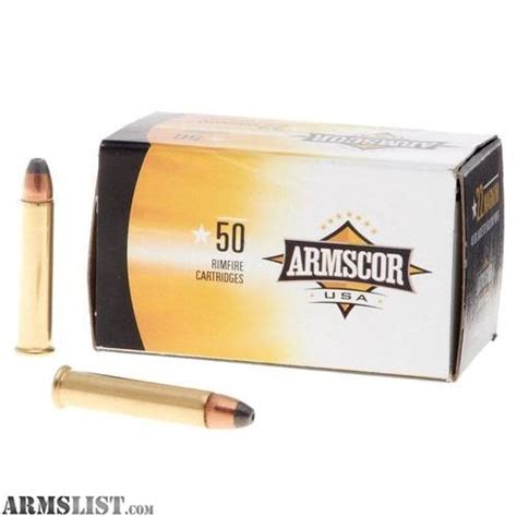 22 mag ammo in stock armslist for sale 22wmr win mag ammo in stock