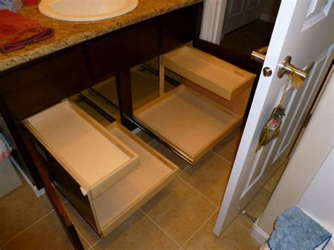 Pull Out Bathroom Storage 25 Best Ideas About Pull Out Shelves On Pinterest Small Pantry Closet Pull Out Pantry And