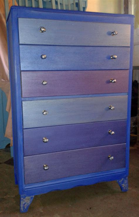 Blue Chest Drawers by Metalic Blue Chest Of Drawers Orissa Designs