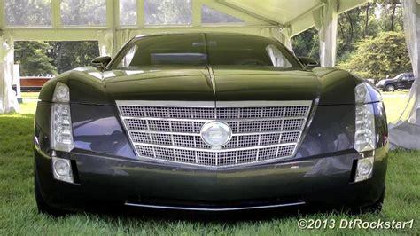 Cadillac Sixteen Engine by 1 000 Hp Cadillac Sixteen Startup V16 Engine