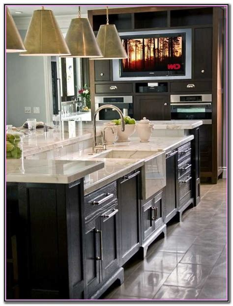 how to decorate kitchen island with sink kitchen islands with sink dishwasher and seating sink