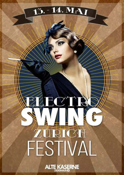 electro swing festival events detail alte kaserne z 252 rich