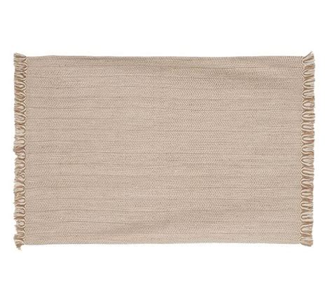 Chevron Recycled Yarn Indoor Outdoor Rug Neutral Pottery Barn Indoor Outdoor Rug