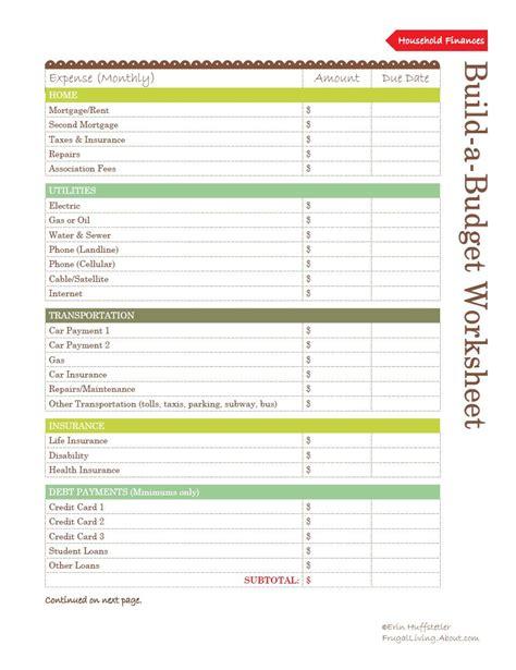 Spreadsheet Builder by Worksheet Build A Budget Worksheet Recetasnaturista Worksheet And Essay Site For Children