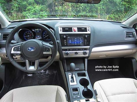 subaru outback 2017 interior 2016 outback interior photographs and images