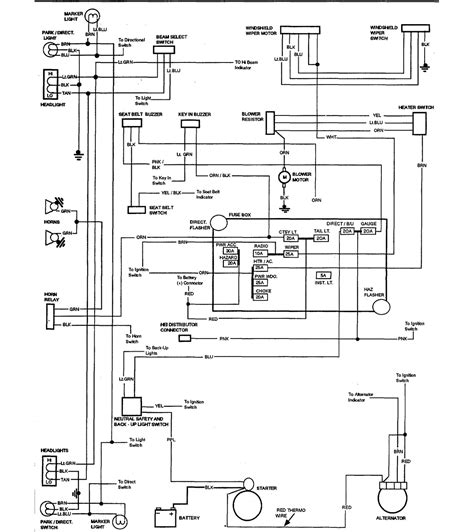 78 corvette ac wiring diagram get free image about