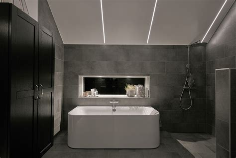 modern led bathroom lighting smart and creative bathroom lighting ideas