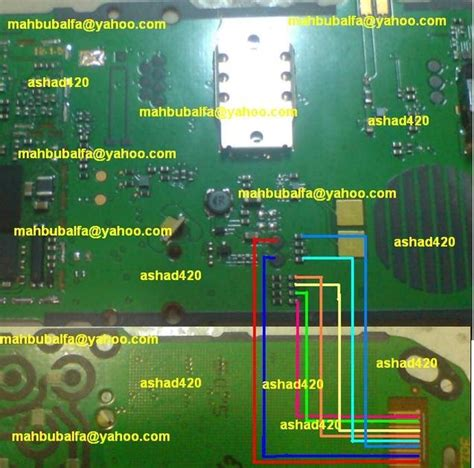 Kesingchesing Nokia X2 01 Kw all gsm solution nokia 1280 lcd solution