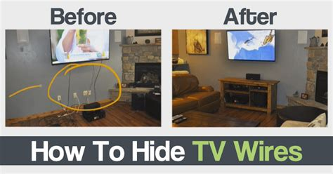 how to hide a diy craft zone how to hide tv wires diy craft zone